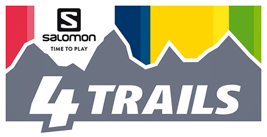 SALOMON 4 TRAILS